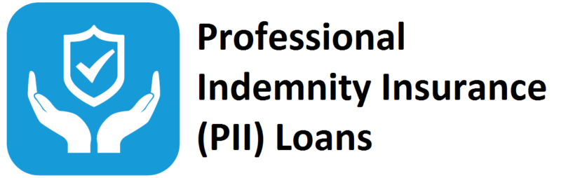 Unsecured loans for Professional Indemnity Insurance PII Professions solicitors lawyer accountants vets care home